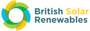 British Solar Rewables Logo